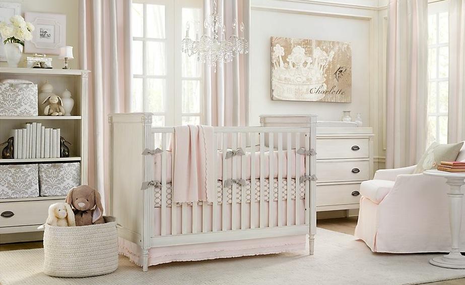 Masywnie Jak przygotować pokój dla niemowlaka? AF93