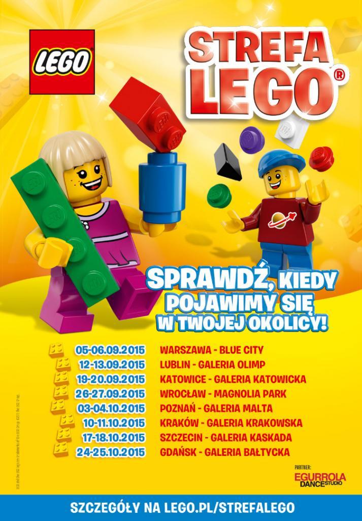 Strefa Lego W Magnolia Park We Wrocławiu