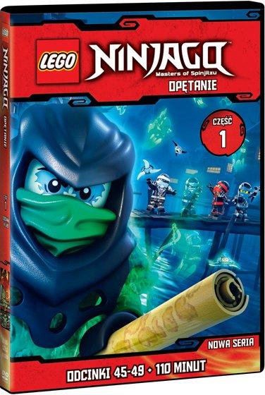 Lego Ninjago Nowy Sezon Na Dvd