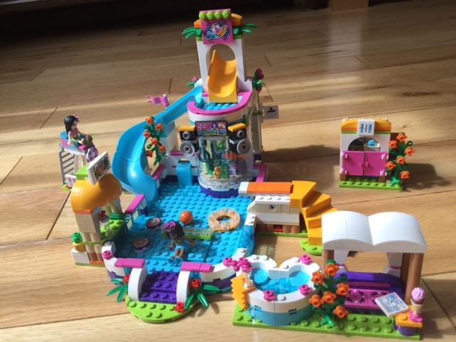 W Sam Raz Na Lato Zabawa Z Lego Friends Egagapl Portal Dla