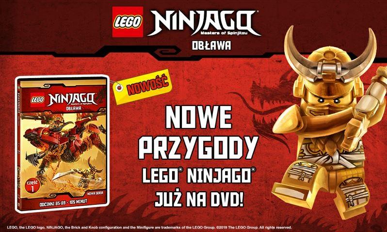 Galapagos Films Przedstawia Lego Ninjago Obława Część 1